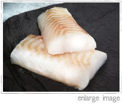 Cod Loins For Healthy Eating