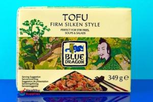 Firm Silken Tofu from Healthy Supplies